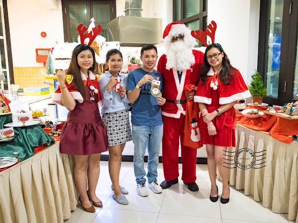 Savour the Flavours of Christmas and New Year at Royale Chulan Penang