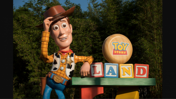 Toy Story Land, Hollywood Studios, Walt Disney World, Orlando