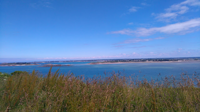Saint-Cast-le-Guildo, Bretagne, balade, plage, mer, bullelodie