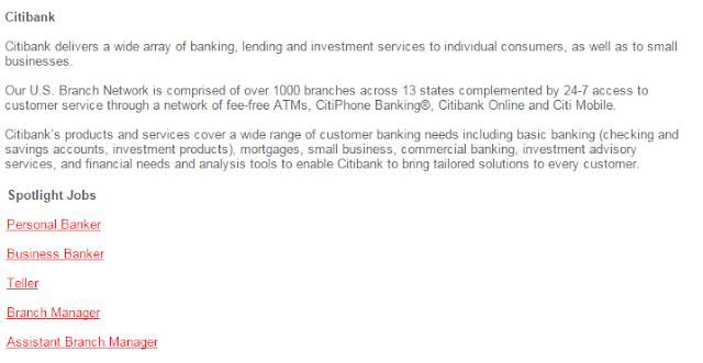 Daftar Loker Terbaru Bulan Ini  - Lowongan Kerja Bank Citibank Surabaya Terbaru 2020