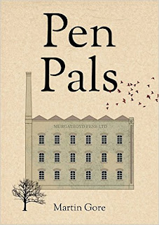 Pen Pals - a family saga by Martin Gore