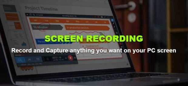 Cara Mudah Merekam Layar Komputer dengan Audio - Screen Recording