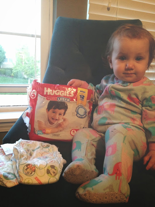 Spread The Love with Huggies + Giveaway