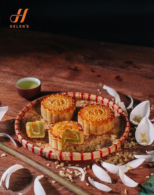 Bánh trung thu nhân Mochi độc đáo tới từ Nhật Bản!