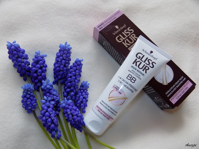 Balsam upiększający BB Cream 11w1, Hair Repair, Gliss Kur