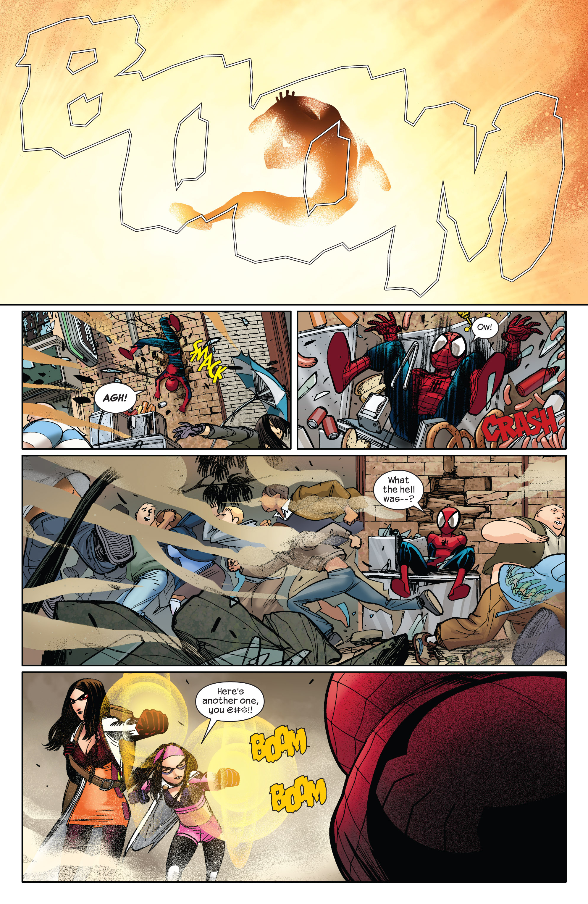 Read online Ultimate Spider-Man (2009) comic -  Issue #2 - 15