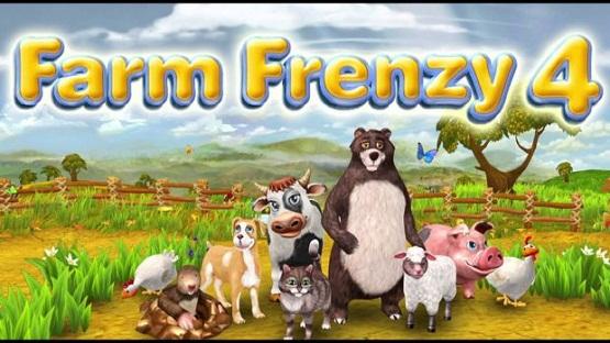 Farm Frenzy 4 Game Free Download