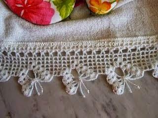 Hobby lavori femminili ricamo uncinetto maglia for Farfalle da ricamare