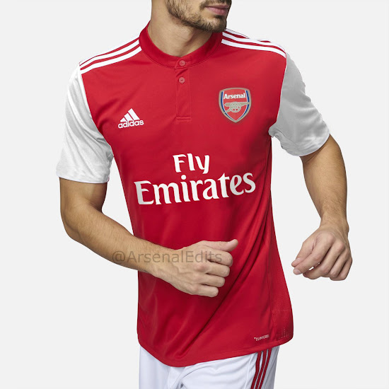 c53601fff1f Adidas Arsenal Concept Kit by Arsenal Edits - Footy Headlines