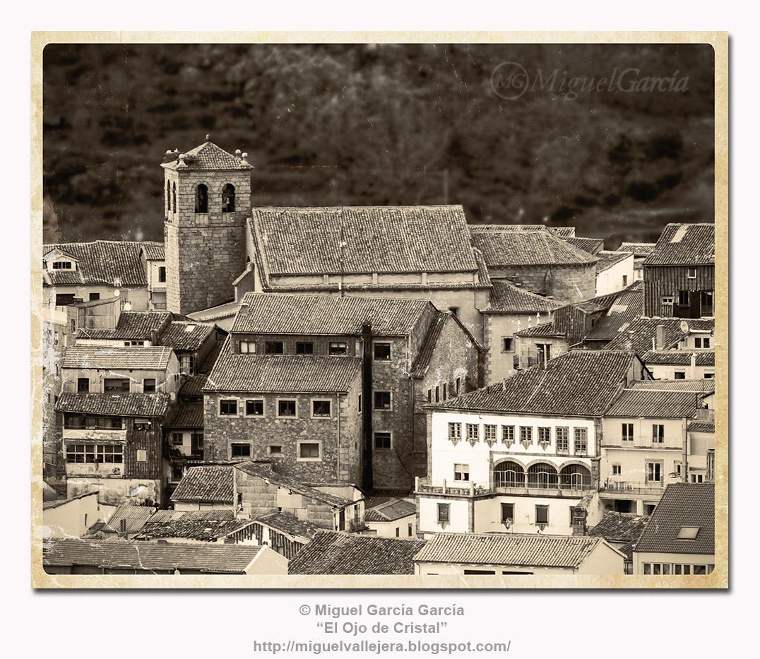 Béjar (Salamanca). Iglesia del Salvador.