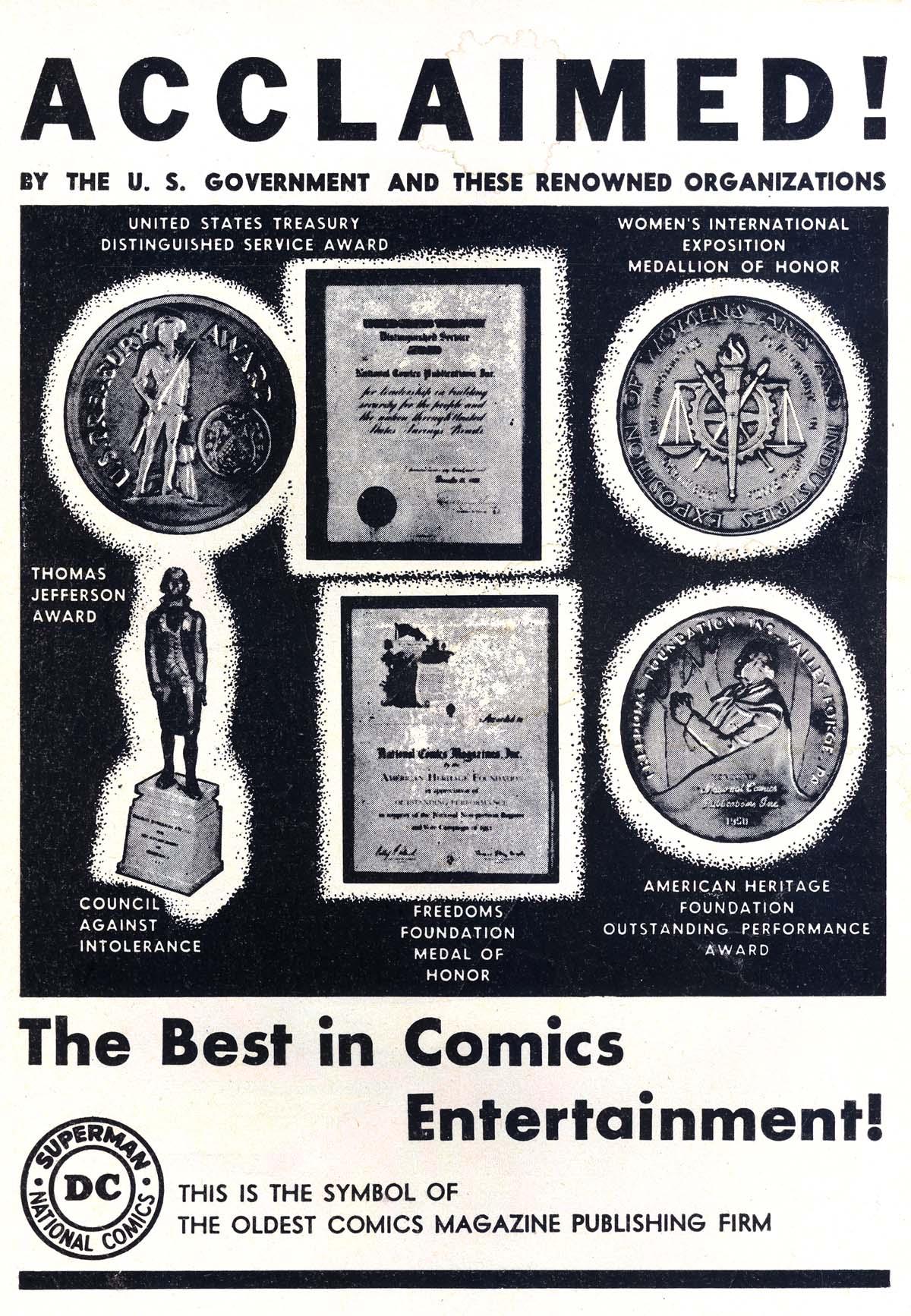 Strange Adventures (1950) issue 88 - Page 2