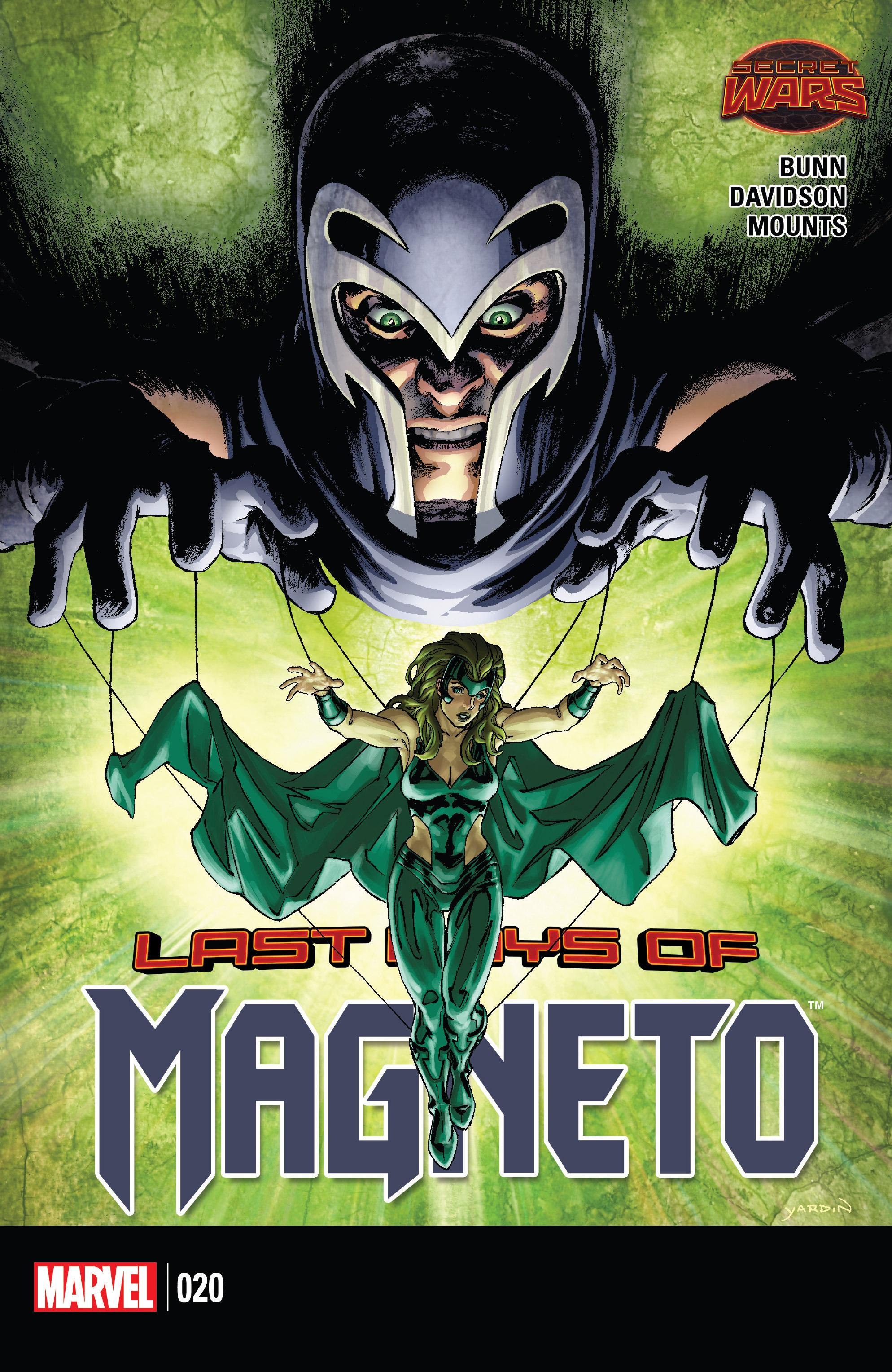 Read online Secret Wars: Last Days of the Marvel Universe comic -  Issue # TPB (Part 1) - 173