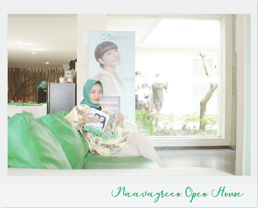 BEKIKA ROOM: OPEN HOUSE NAAVAGREEN CENDRAWASIH