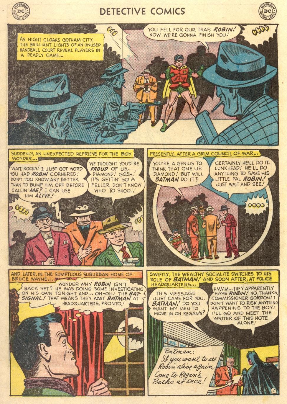 Read online Detective Comics (1937) comic -  Issue #186 - 4