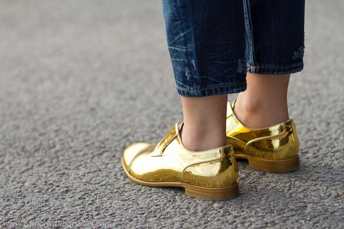 ADicta a los zapatos con oxfords comodos