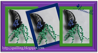 Free Quilled Witches Hat Pattern Instructions
