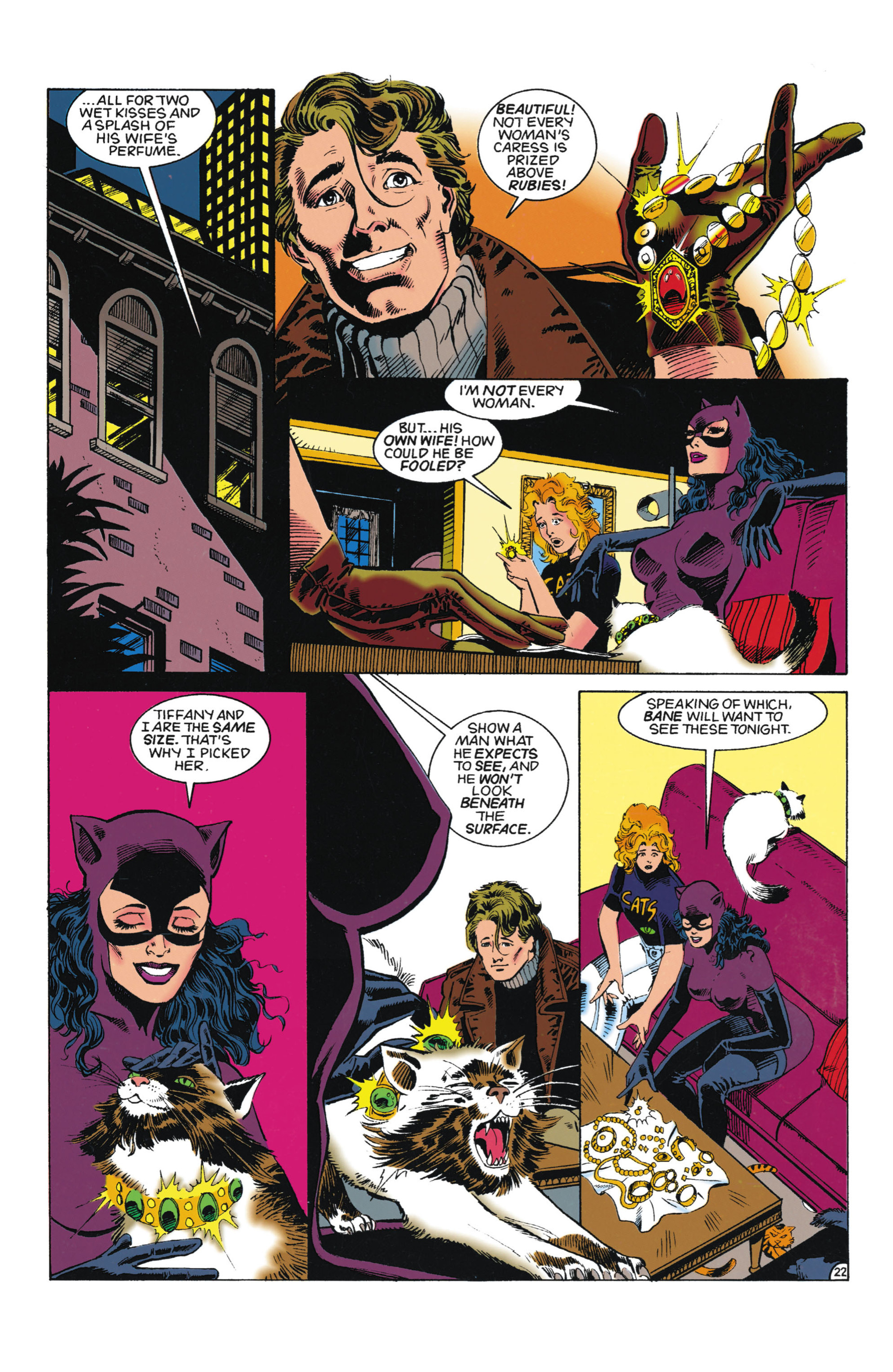 Catwoman (1993) Issue #1 #6 - English 23