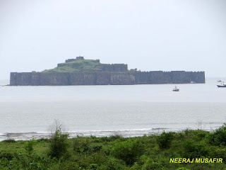 All Information about Murud Janjira Fort