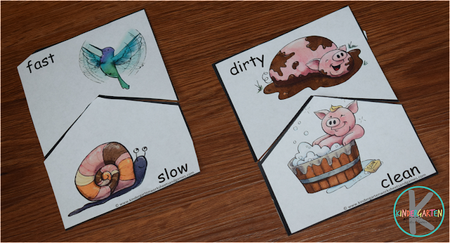 super cute animal antonyms