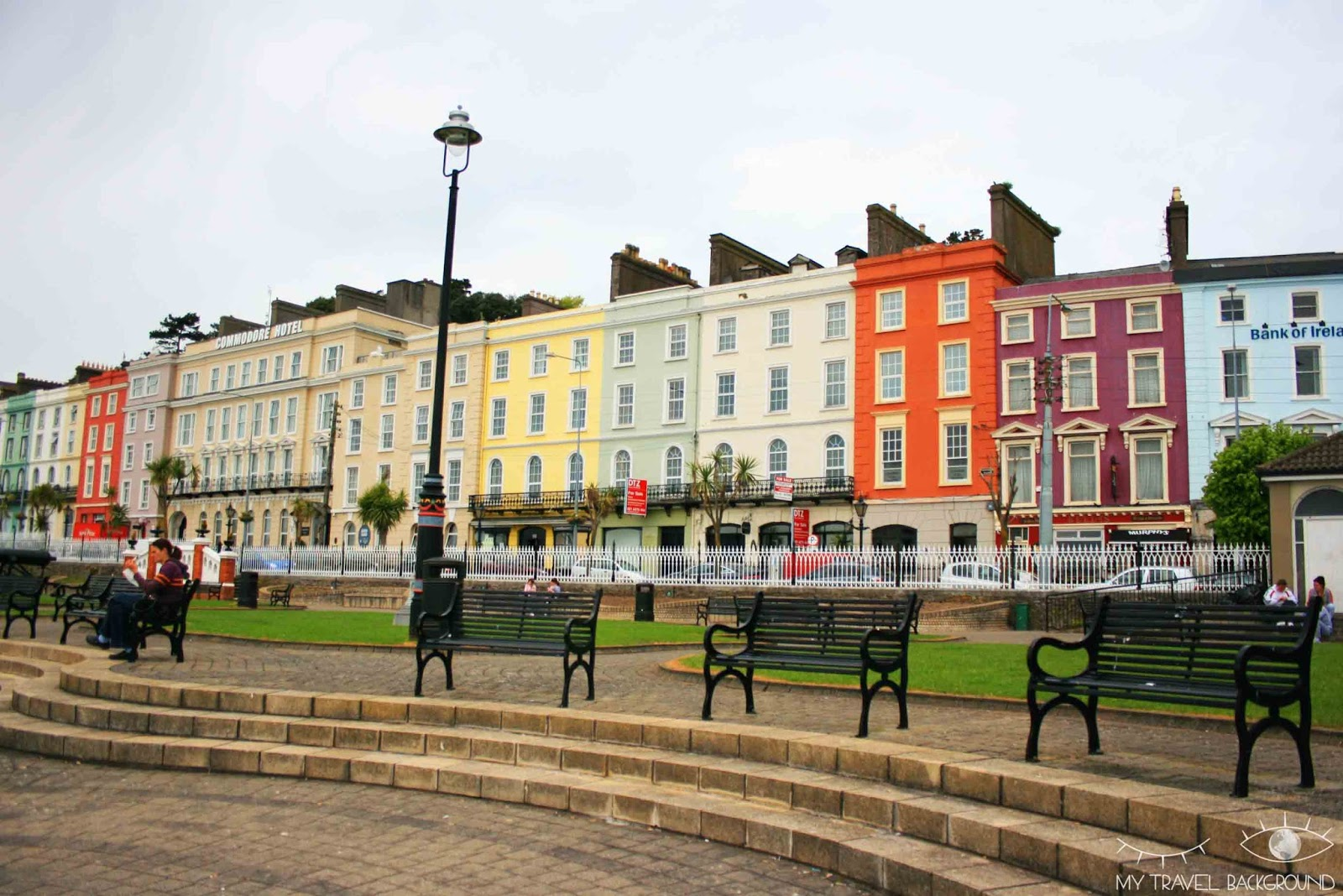 My Travel Background : 3 villes irlandaises, Cobh