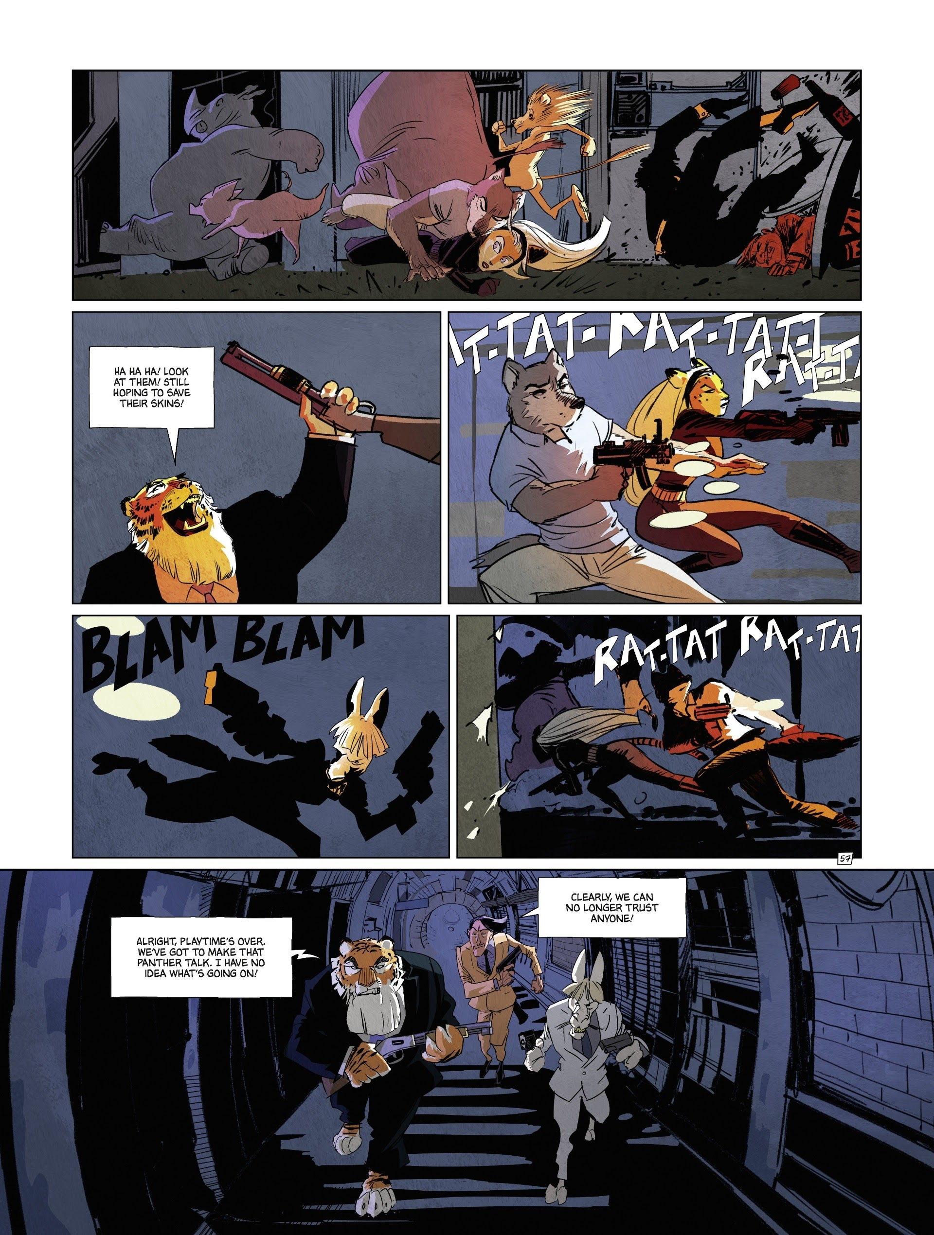 Read online Jack Wolfgang comic -  Issue #3 - 61