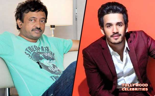 Akhil Confirms Acting with Ram Gopal Verma  Direction