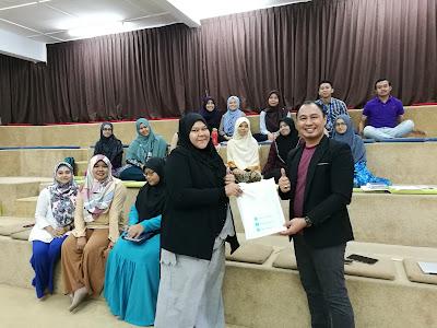 Perkongsian PAK21 di Rizq Islamic School