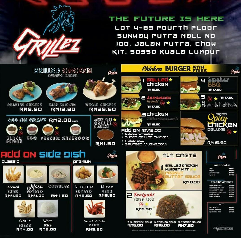 Grillez Sunway Putra Mall