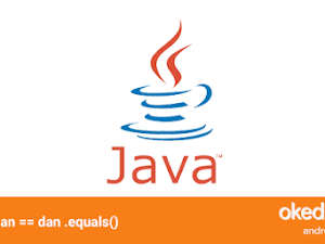 Belajar Mengenal Perbedaan == dan .equals() di Program Java