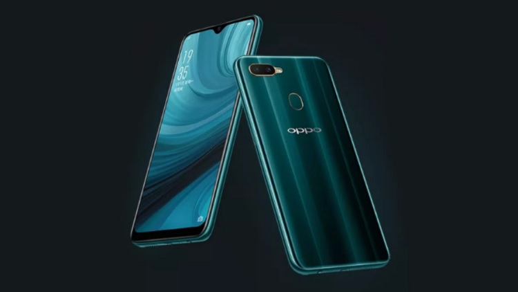 OPPO A7n with Helio P35 Unveiled