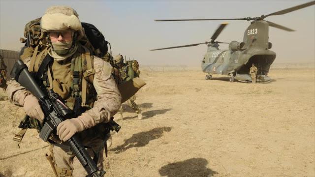 OTAN mantendrá 12.000 tropas en Afganistán hasta finales de 2017