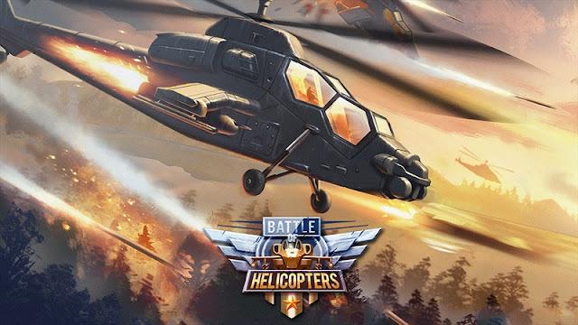 Battle of Helicopters cho Windows 10 PCs Trực thăng Chiến đấu Trực tuyến