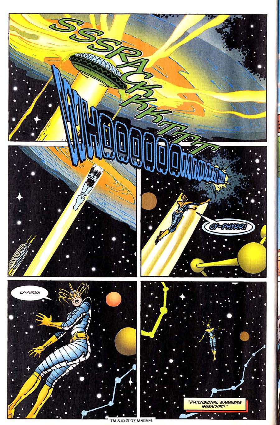 Read online Silver Surfer (1987) comic -  Issue #144 - 40