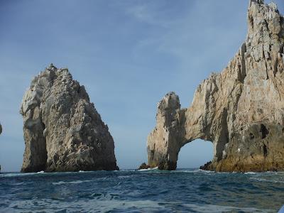 El Arco del Cabo San Lucas, the Arch in Los Cabos, Mexico