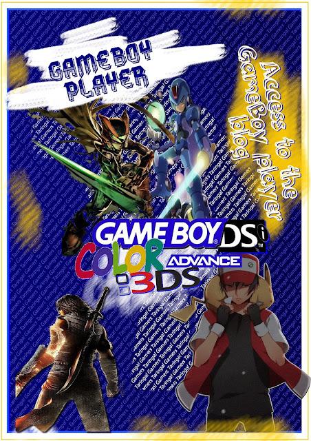 GameBoy Player!!
