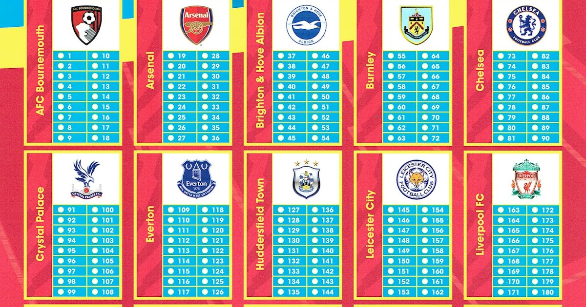 premier league results 2017 18 pdf