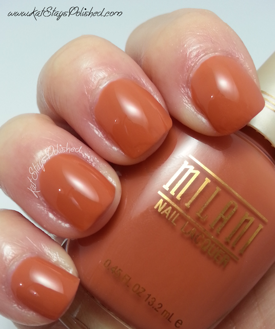 Milani Nail Lacquer - Canyon Country