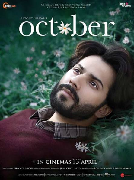 full cast and crew of Bollywood movie October 2018 wiki, Varun Dhawan October story, release date, October – wikipedia Actress Banita Sandhu poster, trailer, Video, News, Photos, Wallpaper