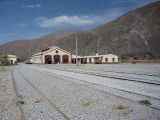 Presentaron el proyecto Ferrovial Jujuy-La Quiaca