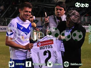 Oriente Petrolero - Miguel Ángel Hoyos - DaleOoo.com sitio Club Oriente Petrolero