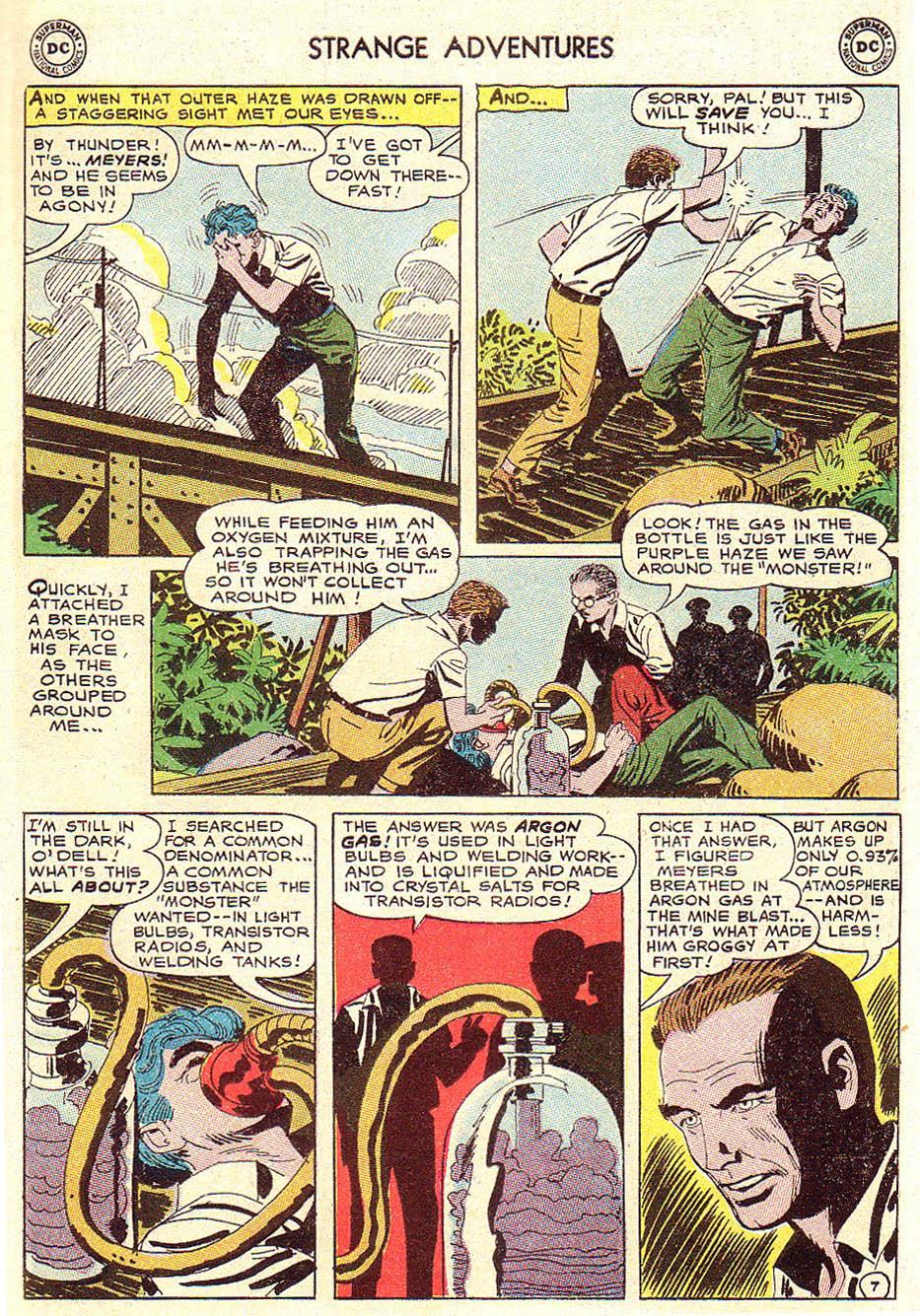 Strange Adventures (1950) issue 181 - Page 31