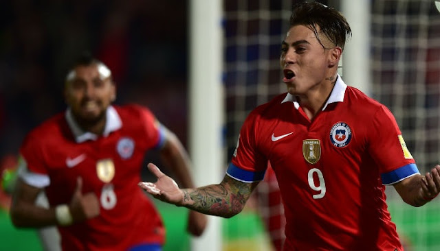 Chile vs Rusia en vivo