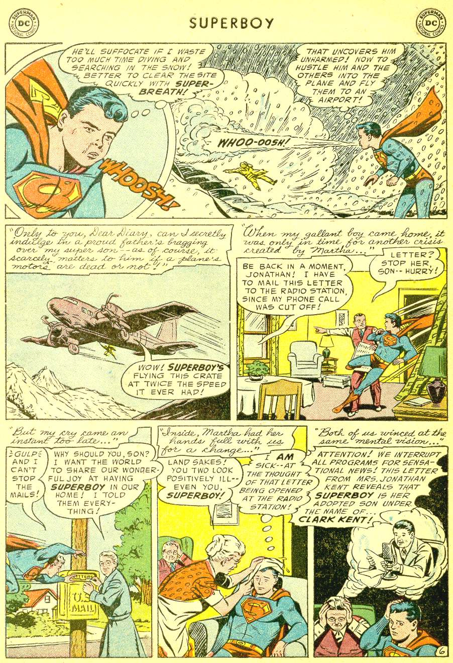 Superboy (1949) issue 41 - Page 27