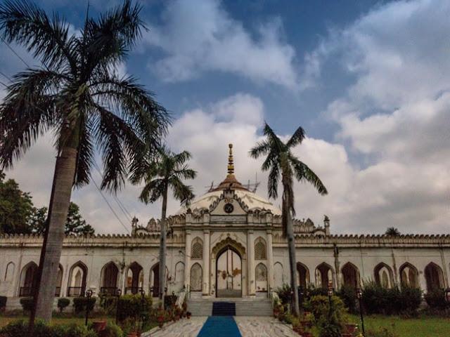 Imambara Shah Najaf lucknow photo