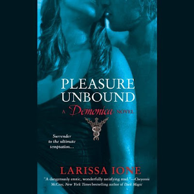 Pleasure Unbound Audiobook Cover