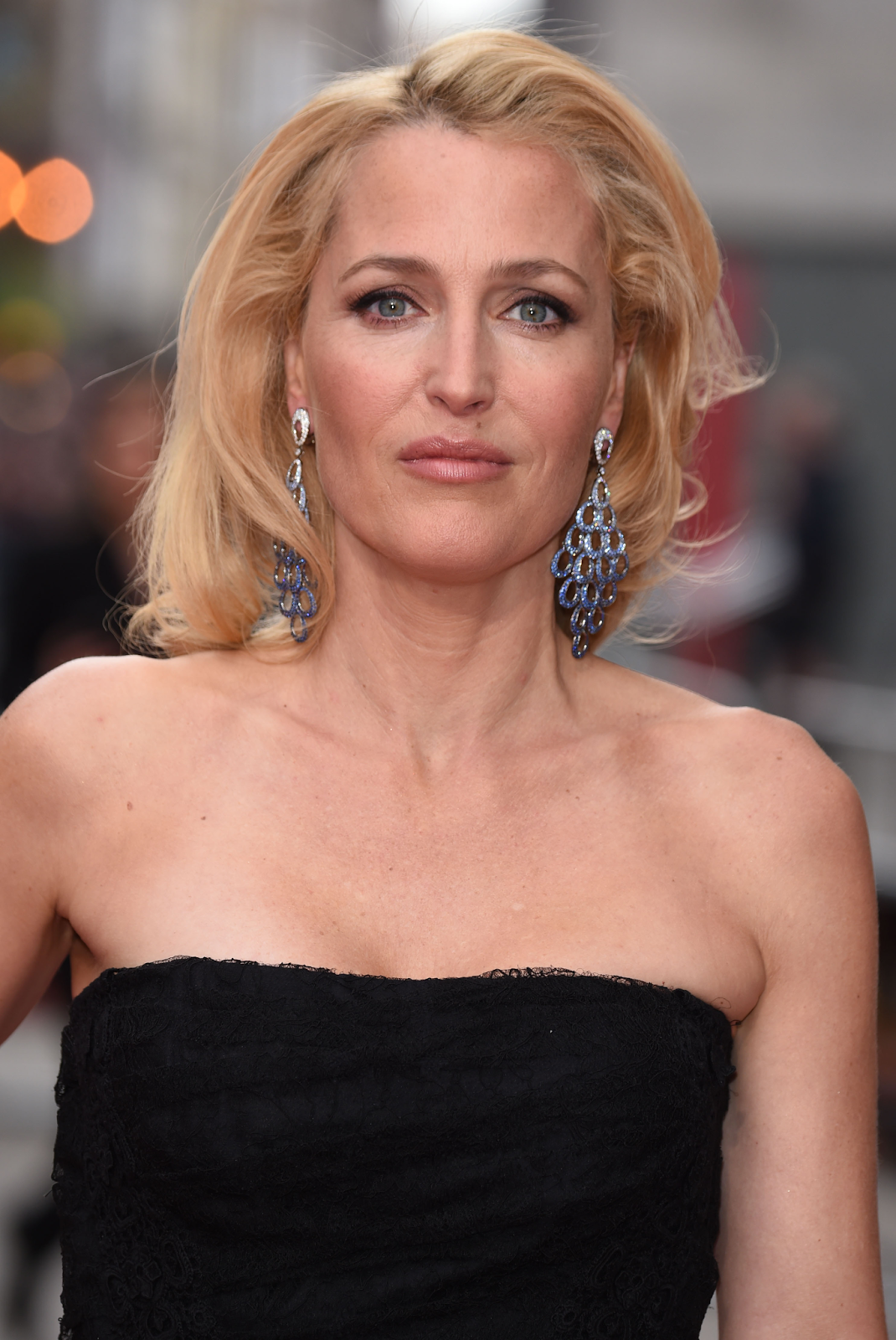 Gillian Anderson Nude Photos 69