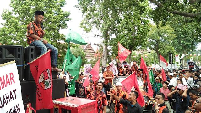 Ormas NTB Desak Pemerintah Usir Dubes Myanmar