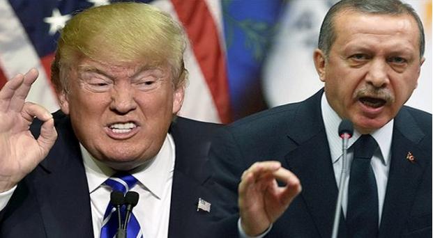ترامب.. الأزمة السورية.. تركيا