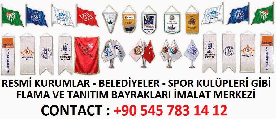 resmi kurumlar - belediyeler - spor kulüpleri flama ve tanıtım bayrakları imalatçıları