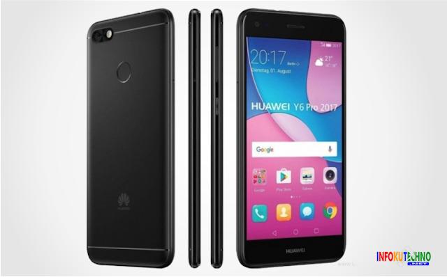 Huawei Y6 Pro (2017) Full Spesifikasi dan Harga Terbaru